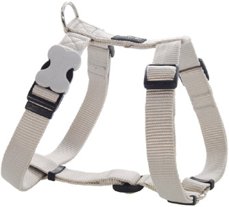 Harness Plain - Silver Large