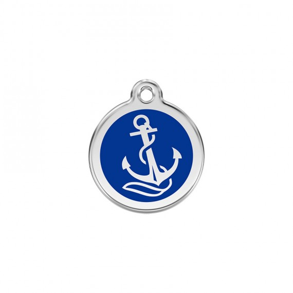 Hondenpanning Anchor Dark Blue