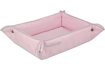 2 way bed Red Dingo roze
