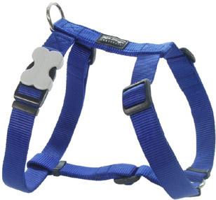 Hondentuig donkerblauw van Red Dingo