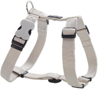 Harness Plain - Silver Large