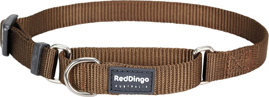 Correctie halsband bruin Red dingo