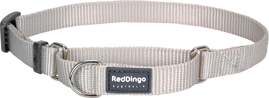Correctie halsband zilver Red dingo