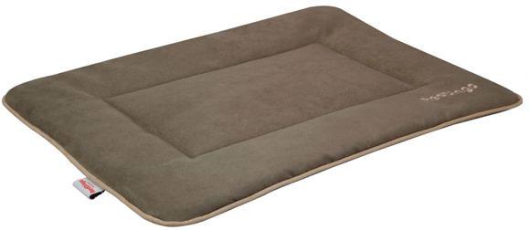 Flat mat bruin/taupe Red Dingo