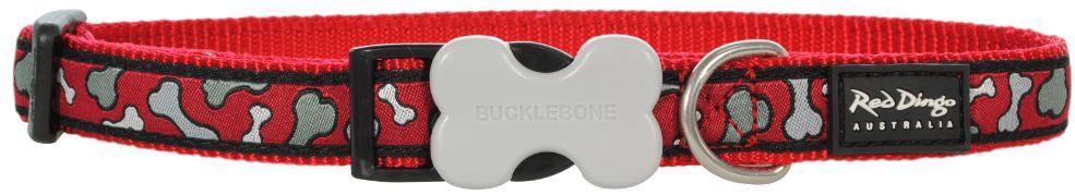 Hondenhalsband Bonarama Red