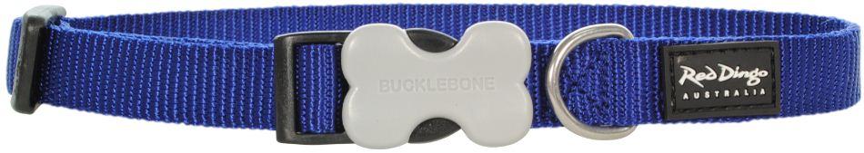 Hondenhalsband donker blauw