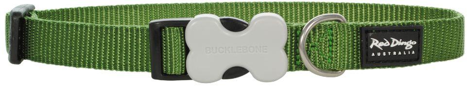 Hondenhalsband groen