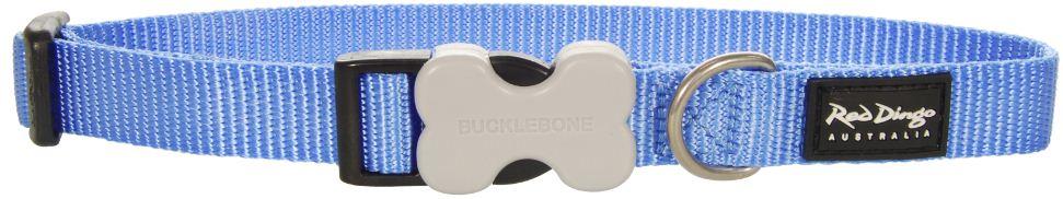 Hondenhalsband marine blauw