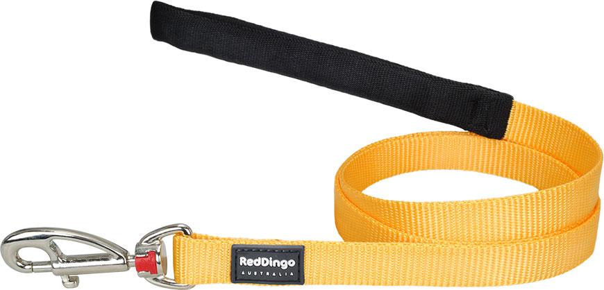 Hondenriem geel