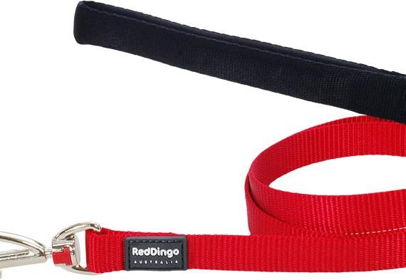 hondenriem-rood