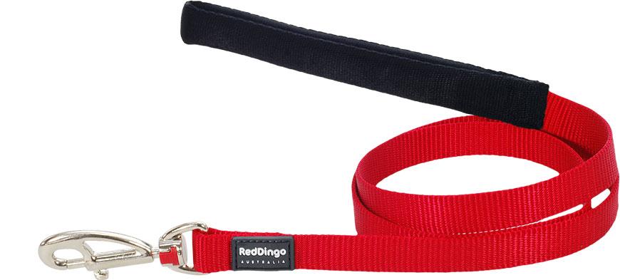 Hondenriem rood