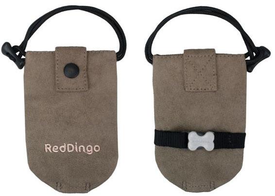 Poekzakhouder bruin/beige Red Dingo