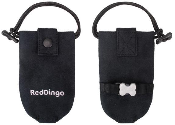 Poepzakhouder zwart Red Dingo