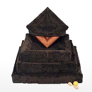 Bia Bed fleece hoes grijs
